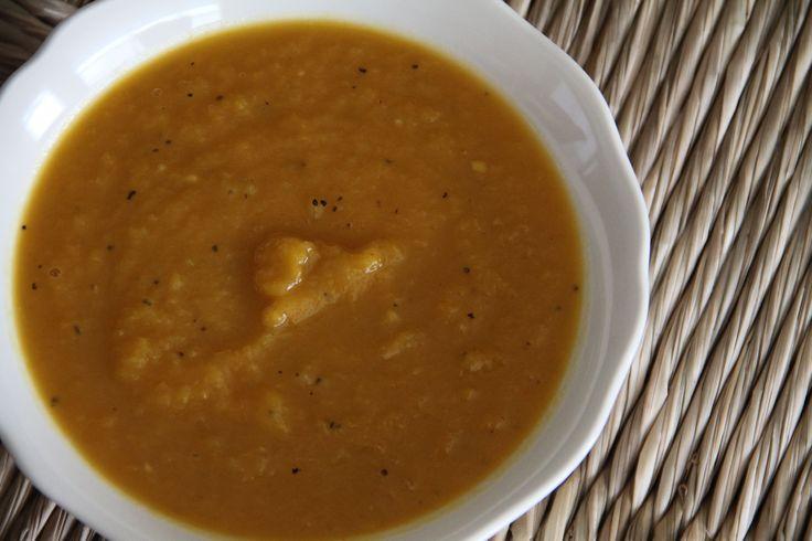roasted butternut squash amp apple soup barefoot contessa