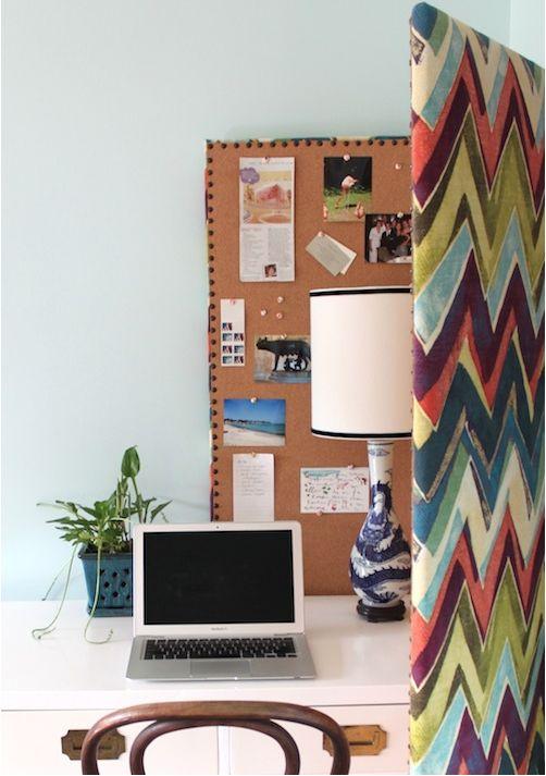 Upholstered Room Divider