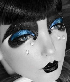 Ḻø̸√̸£ | Paint Your Face | Pinterest