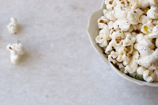 Chile Lime Tequila Popcorn. I tried this without the tequila on my air ...