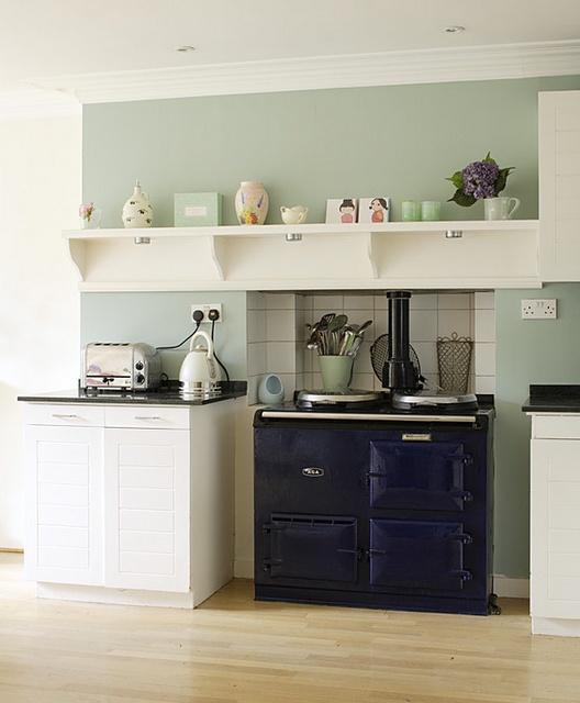 Aga cooker kitchen family room pinterest for Aga kitchen designs
