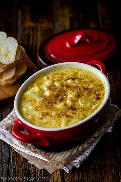 Creamy Cauliflower & Potato Bake (Potatoes omitted, 1% milk, no butter ...