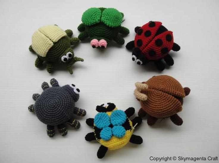 Crochet Coin Purse Pattern : Crochet Patterns