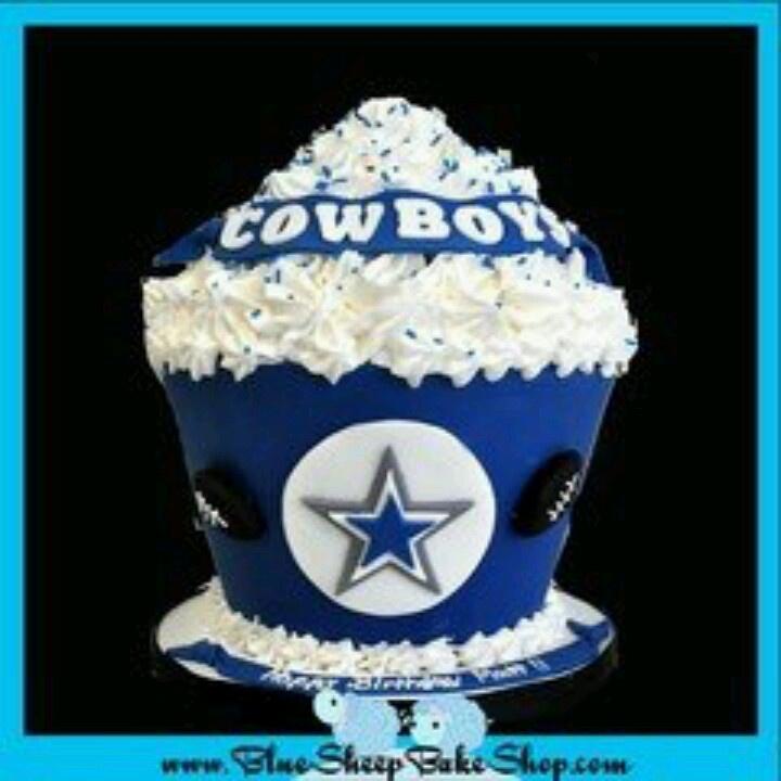 Happy Birthday Cake Dallas Cowboys