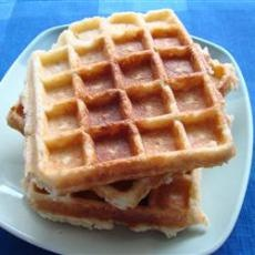 Liege Belgian Waffles with Pearl Sugar | Recipes to try | Pinterest