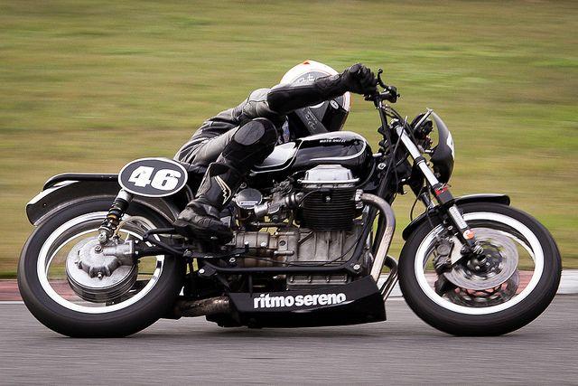 2015 Moguzzi v7 Racer Bike