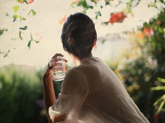 Desayuno en el jardín II | Flickr: Intercambio de fotos