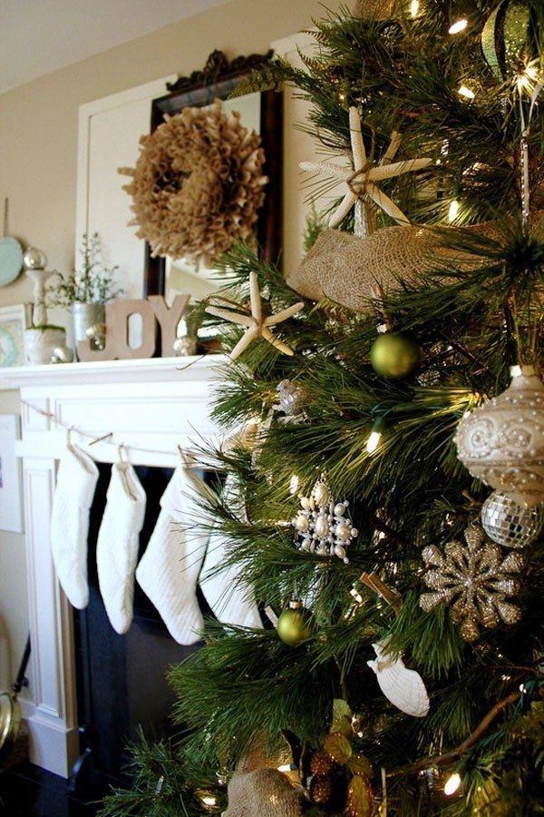christmas fireplace socks
