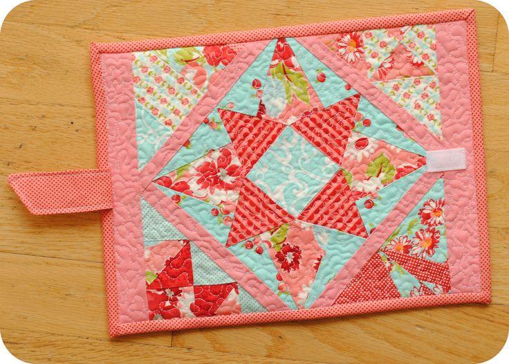Crochet Patterns Quilt Blocks : quilt block Sew and Crochet Pinterest