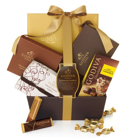 godiva chocolate valentines day delivery