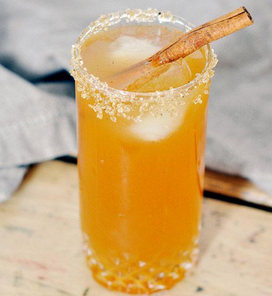 Cocktail Spotlight: Maple Spiced Cocktail