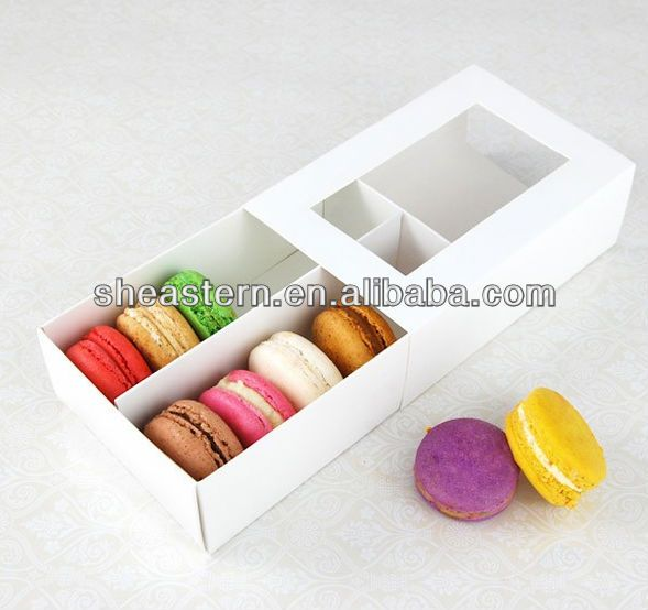 Macaron Boxes Inserts - Paper Mart