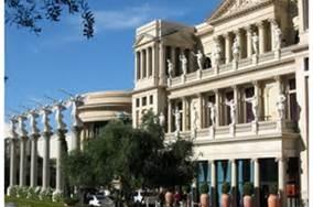 hotels near caesars palace las vegas nv