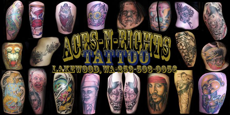 aces and eights tattoo shop akron ohio