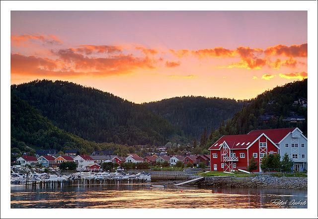 blogging i norge Namsos