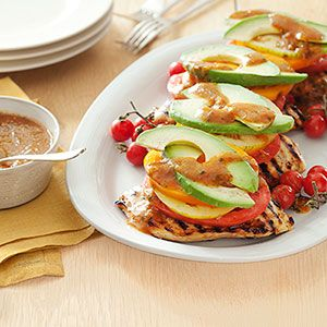 Sweet Chipotle Chicken Stacks Recipe - Good Housekeeping. 7 PTs plus
