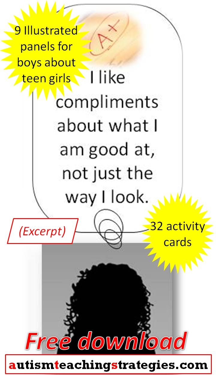 Internet dating compliments