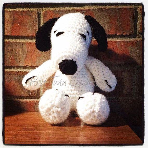 Amigurumi Schemi Free Italiano : Snoopy Amigurumi Toy Crochet Pattern, Peanuts Snoopy ...