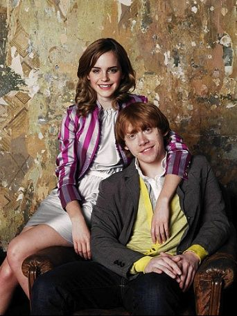 Emma Watson And Daniel Radcliffe Holding Hands Rupert Grint and Emma ...