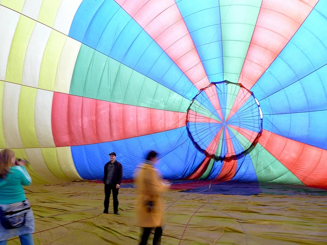 Pin Inside Hot Air Balloon Basket on Pinterest