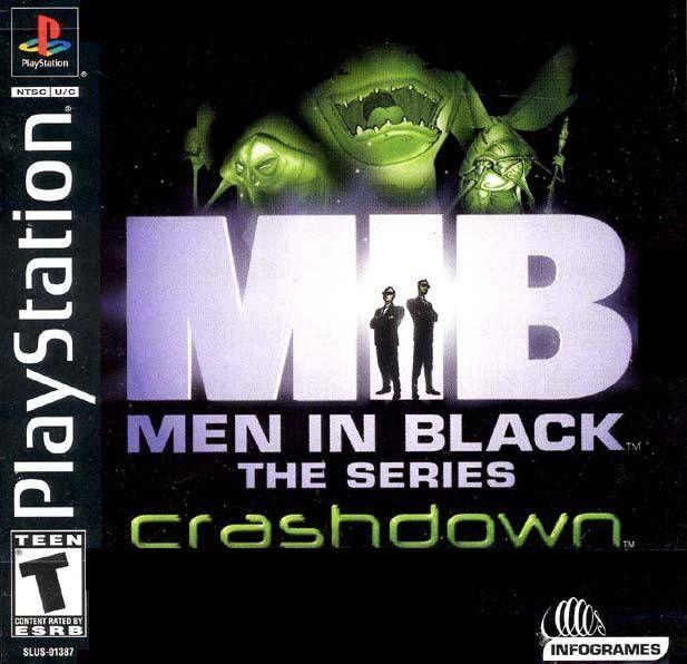 Men in Black The Series Crashdown
