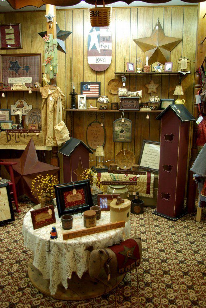 Americana decor bing images primitive home decor for Primitive home designs