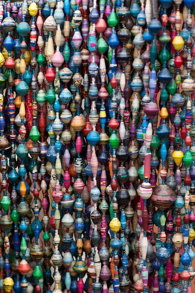 Paper beads | Jewels from YOU | Pinterest