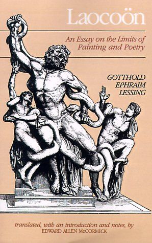 Laocoön an essay on the limits of painting and poetry