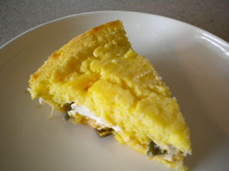 Chili Cheese Stuffed Cornbread | Recipe