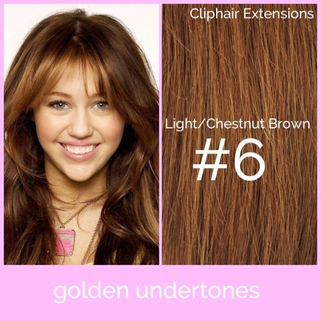 Light chestnut brown hair color | Hair | Pinterest