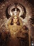 35 – (1534) - Enero. La Virgen del Rosario. El Rey de España Carlos V, obsequia para la Catedral del Cusco una hermosa imagen de la Virgen del Rosario, tallada en madera, de 1,70 de altura, es la primera imagen que llega al Perú. Luego de arribar a Lima se organizó su traslado al Cusco en hombros de los naturales, dirigidos por religiosos de la Congregación Dominicana.