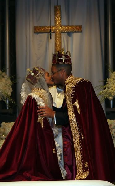 Ethiopian Traditional Wedding Dress