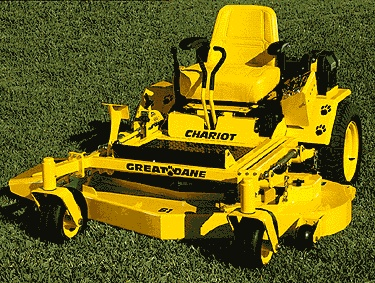 Great Dane Chariot | Mowers I have owned