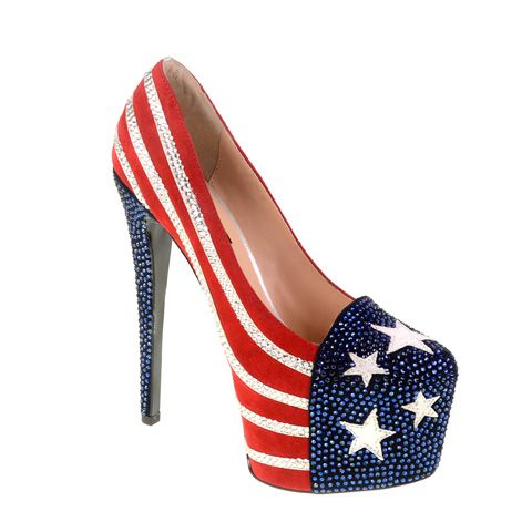 CL SHOES ONE IF BY LAND #america