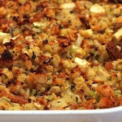 Pumpkin and Herb Stuffing | Sides + Salads | Pinterest