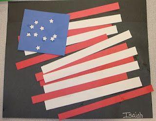 flag day kindergarten worksheets