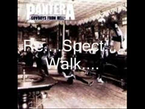 Pantera walk lyrics youtube mood music pinterest