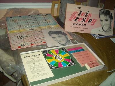 elvis presley game 1957 ebay motors