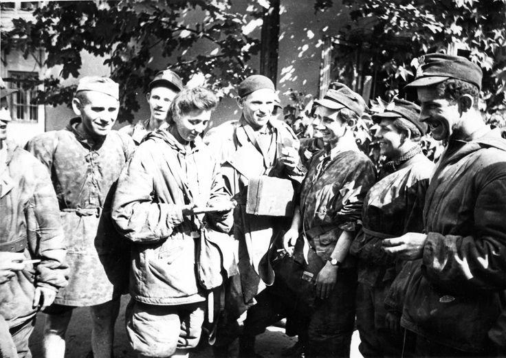 Fotografia powstańcza - 70 rocznica Powstania Warszawskiego