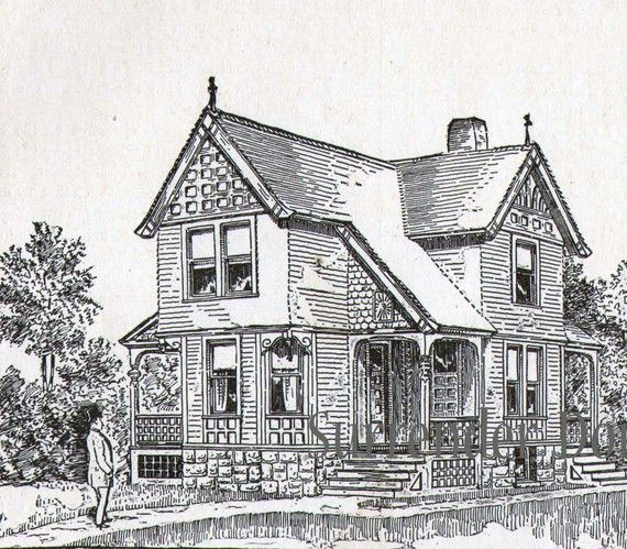 Antique English Cottage House Plans   Free Online Image House Plans    Victorian Cottage House Plans on antique english cottage house plans