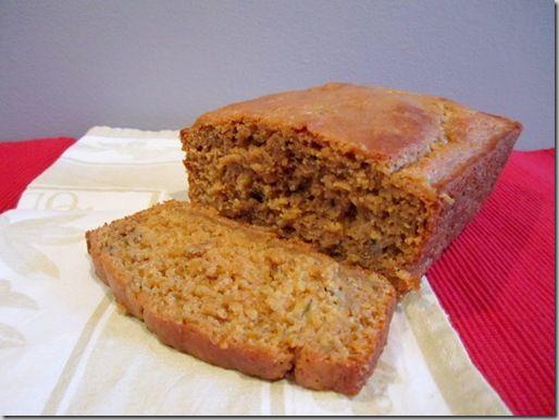 Pumpkin Banana Bread | Gotta Learn How To Cook! | Pinterest