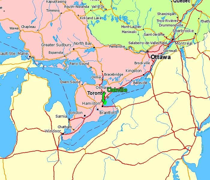 Oakville Ontario  Wikipedia