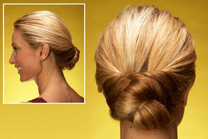 knotty and nice (17 hairstyles that take less than 10 minutes)