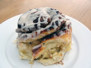 banana cinnamon rolls | Cinnamon and Sweet Roll recipes | Pinterest