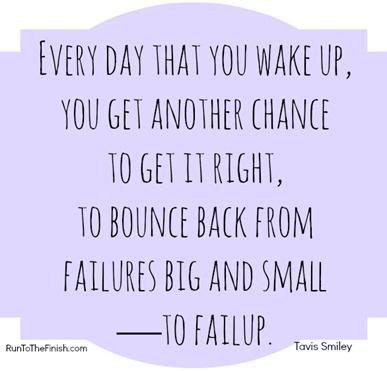 Failing UP
