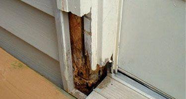 How To Fix Exterior Door Frame
