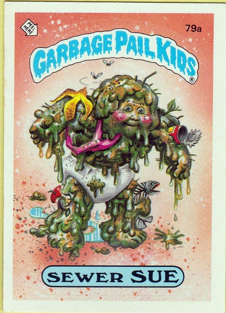 Garbage Pail Kids Tattoo Pictures To Pin On Pinterest