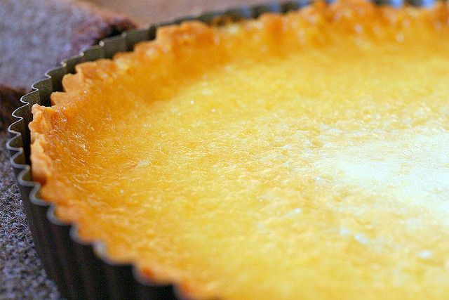 whole lemon tart by smitten, via Flickr | Food | Pinterest