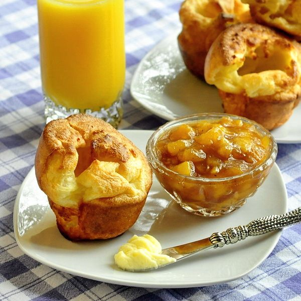 Perfect Popovers ...Even for Breakfast! - A must-have with roast beef ...
