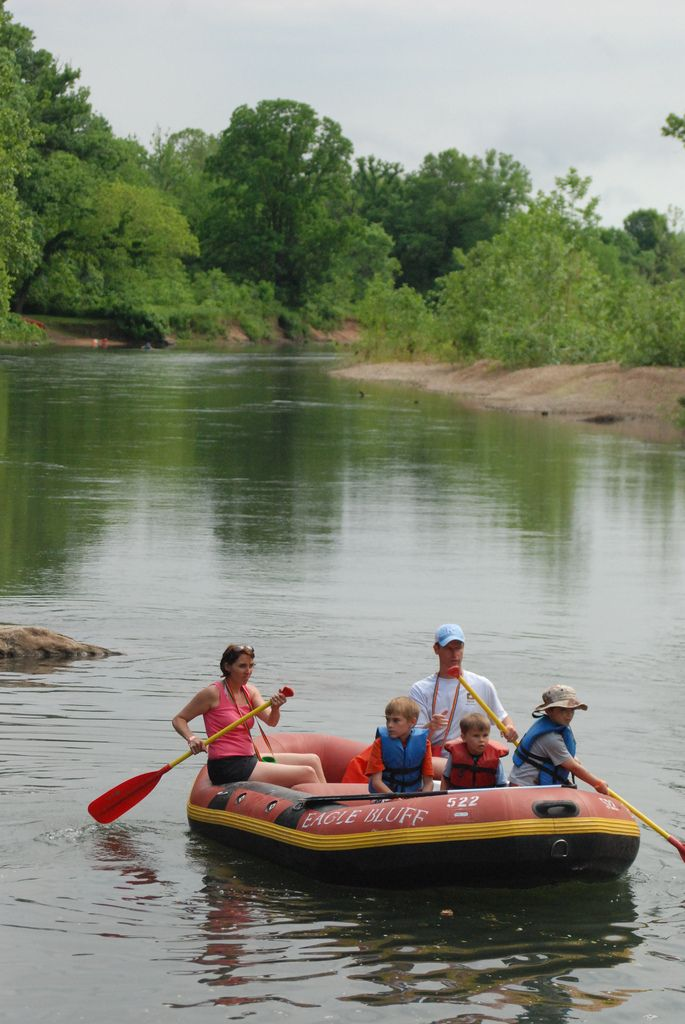 Illinois River Float Trips And Camping